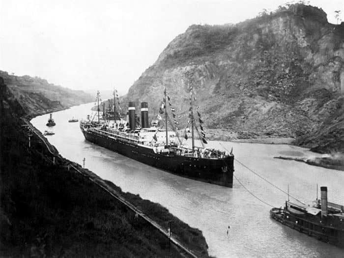 Canal de Panamá, la fascinante historia de su construcción
