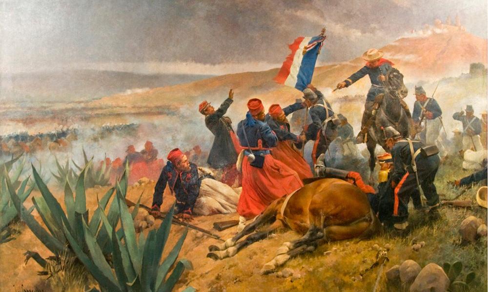 Batalla de Puebla, la lucha entre Francia y México con final inesperado