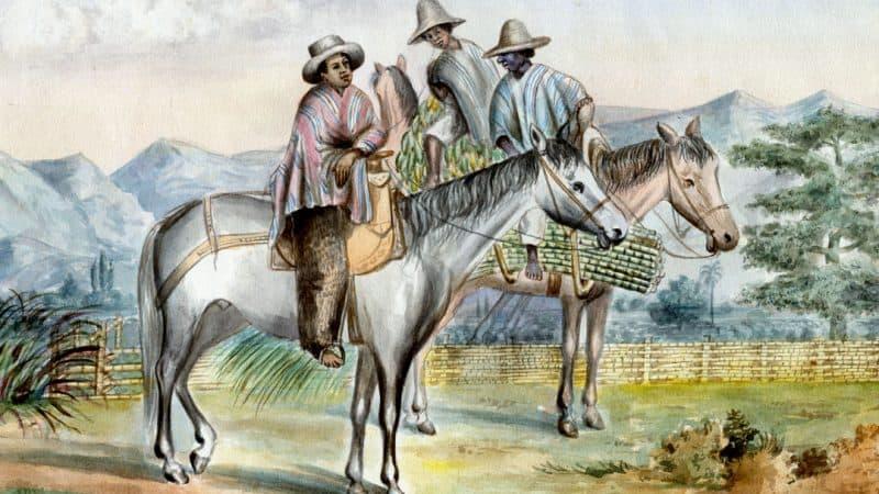 Viaja a la memoria cultural de los pueblos de Colombia a través de estas pinturas